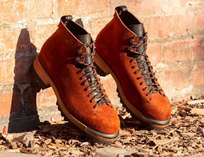 You've Never Seen Hiking Boots Like These