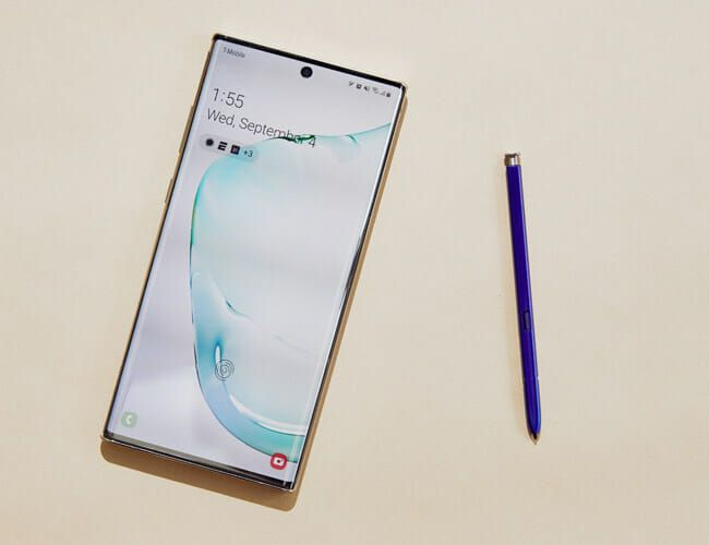 Galaxy Note10+ Review: Big, Beautiful, Best in Class