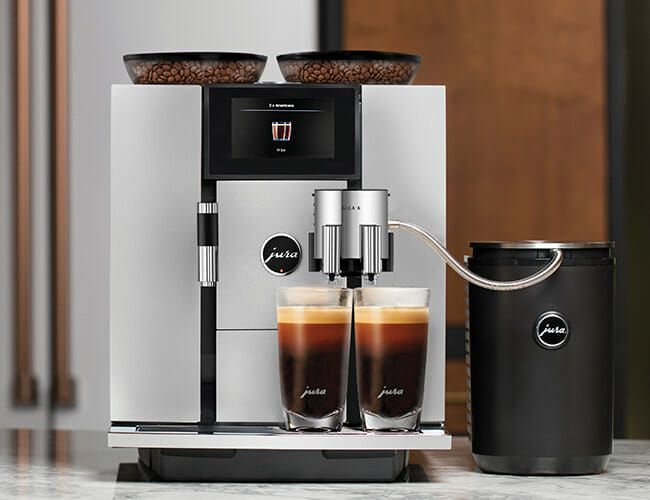 The GIGA 6 Is So Much More Than an Espresso Machine