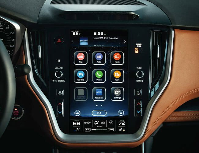Subaru's New Infotainment System Cures the Brand's Worst Problem