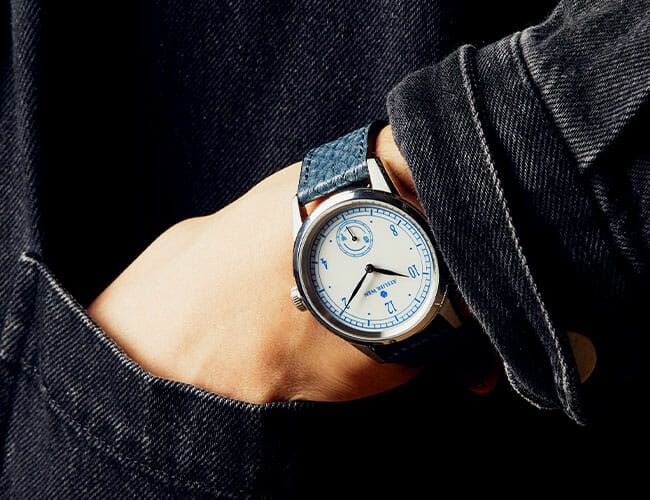 This Affordable Automatic Watch Has One of the Most Stunning Dials We've Seen