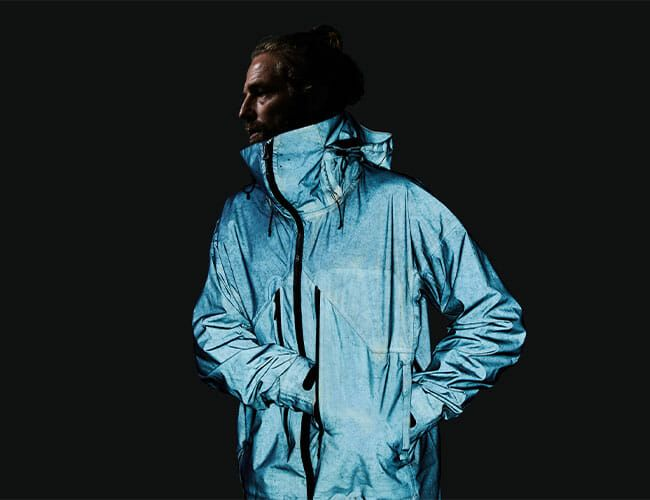 The Jacket Built for the Slopes and Looks like No Other