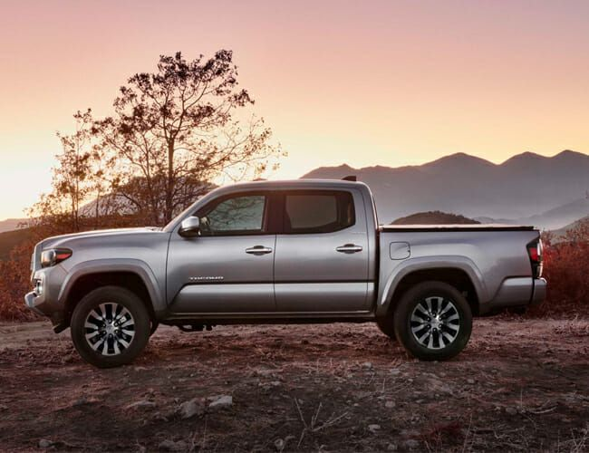 Now Is The Time To Score a Great Deal on a Toyota Tacoma
