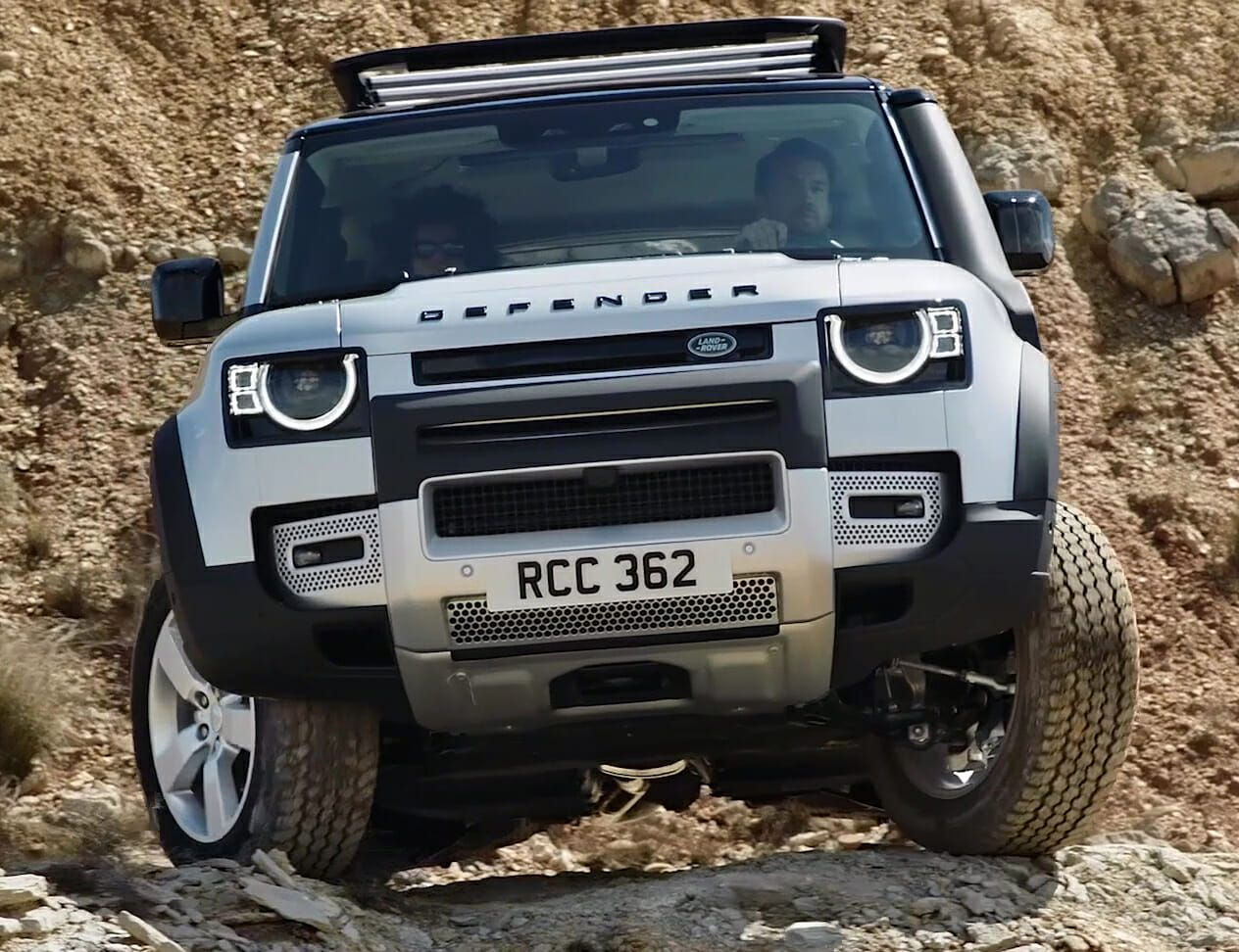 Does the New Land Rover Defender Live Up to the Hype?