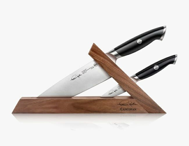 These Award-Winning Knives Were Designed by One of America's Best Chefs