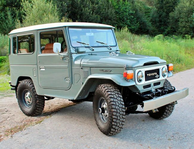 This Could Be the Best Vintage Land Cruiser We've Ever Seen