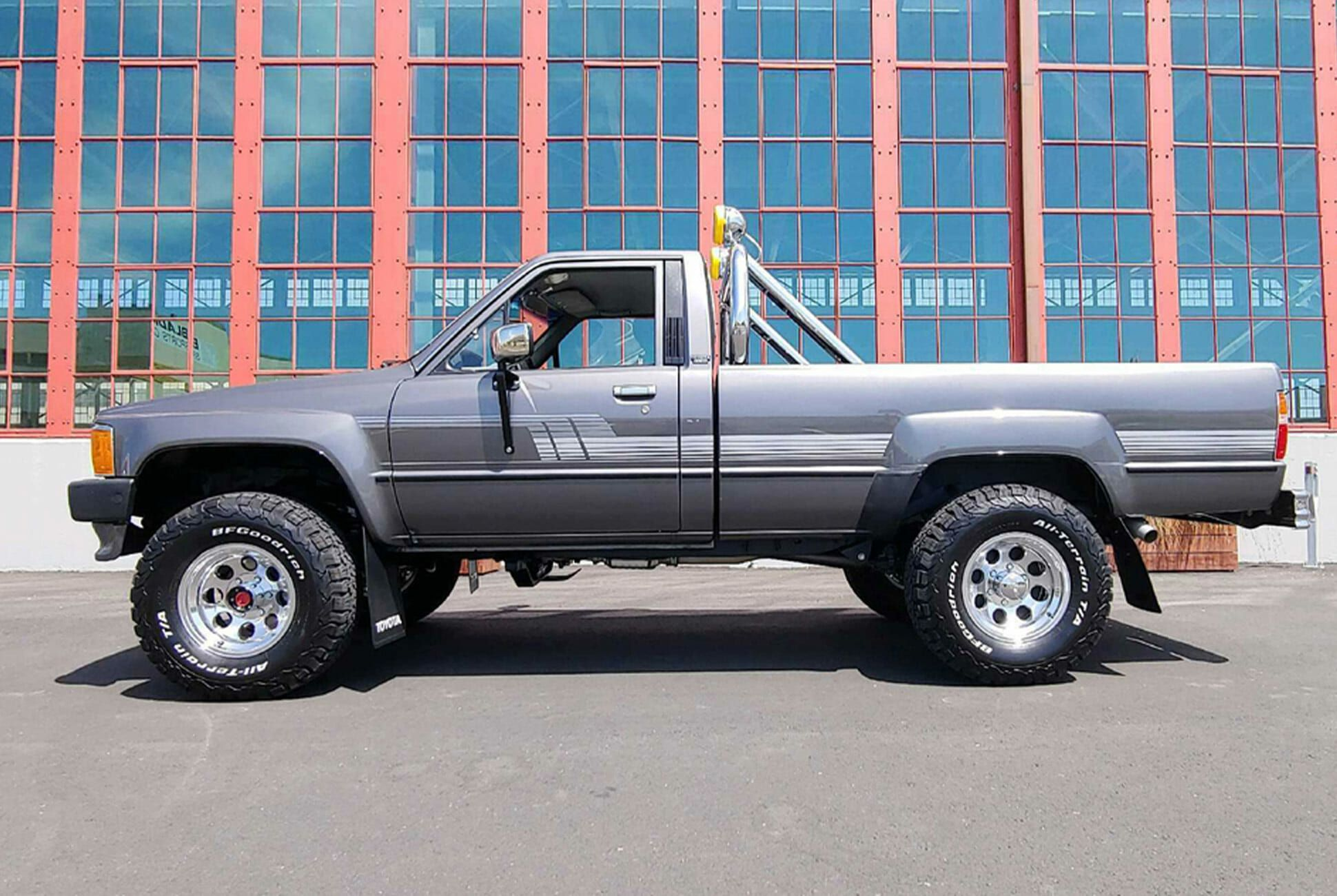 Marty Mcfly Truck >> Marty Mcfly Your Dream Toyota Pickup Is For Sale Gear Patrol