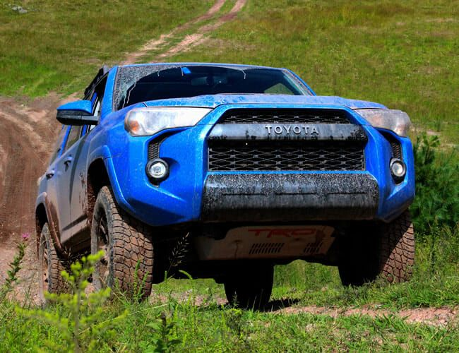 2019 Toyota 4Runner TRD Pro Review: An Off-Roader Worth Its Weight in Mud