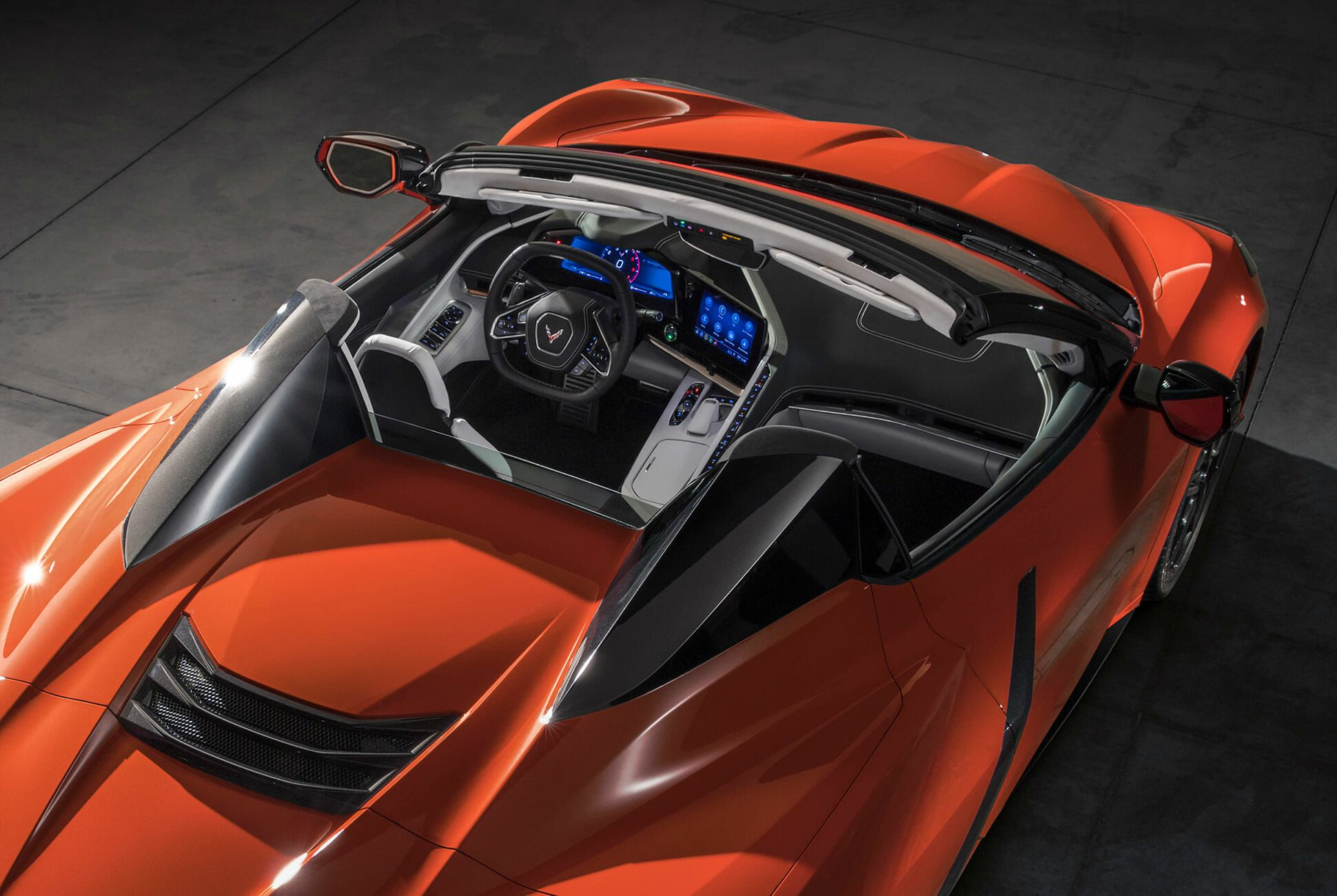 A Gm Designer Explains Why The 2020 Chevy Corvette S Interior