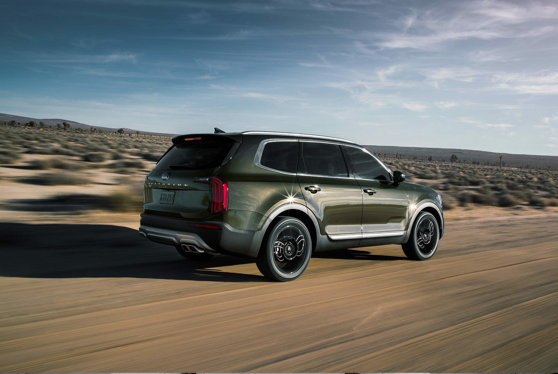 2020 Kia Telluride Review A Three Row Family Suv To Pamper