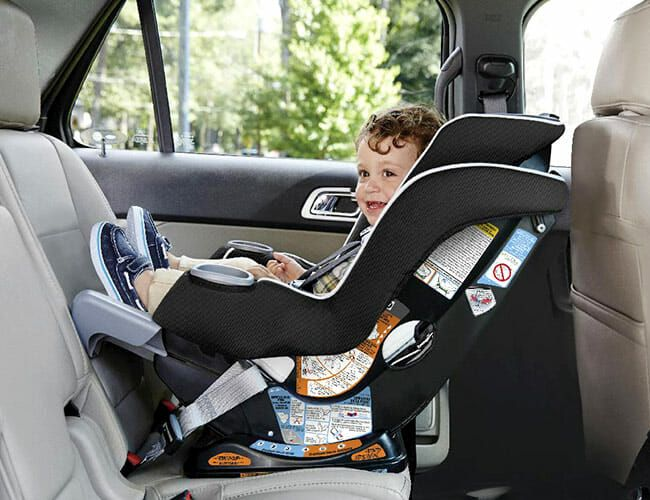 The Quick and Easy Guide to Choosing a Children's Car Seat