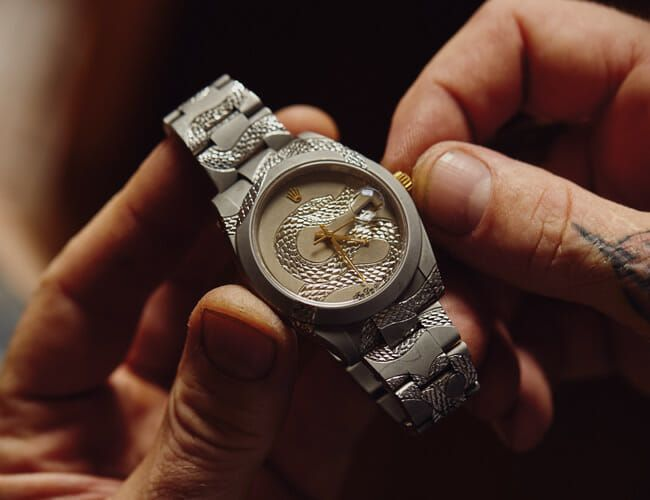 Is Aftermarket Watch Customization High Art, or Horological Sacrilege?