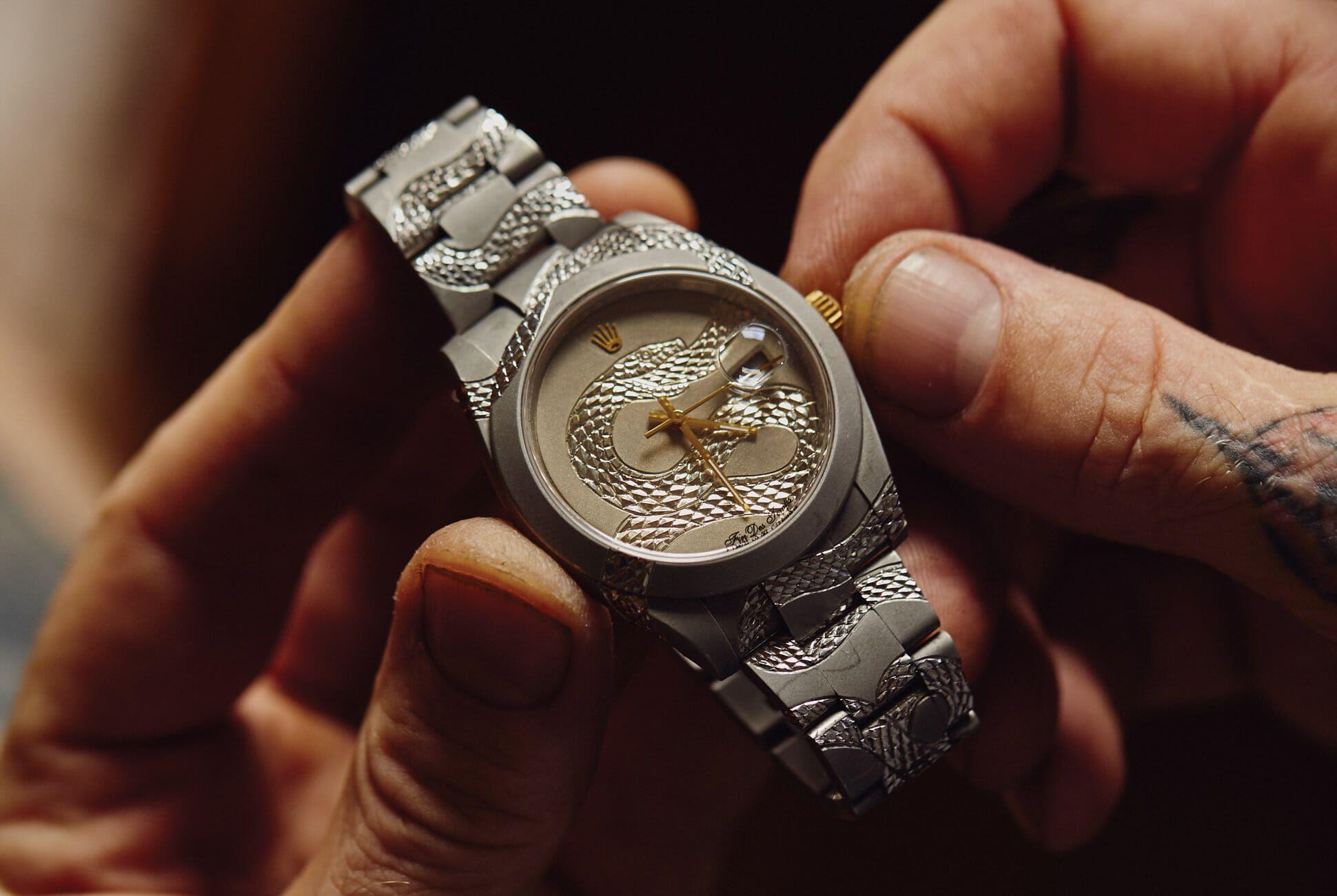 Is Aftermarket Watch Customization High