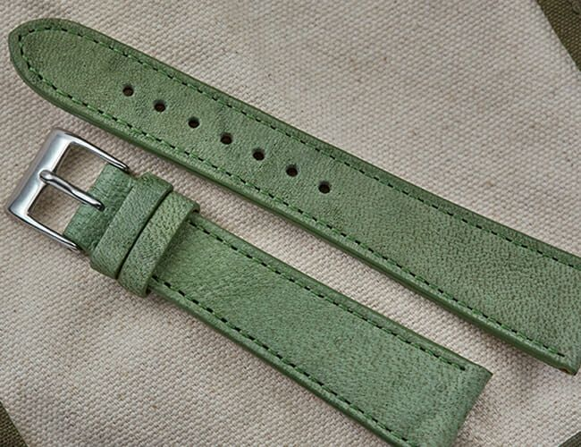If You Need a Premium Leather Watch Strap That Won't Break the Bank, Look No Further