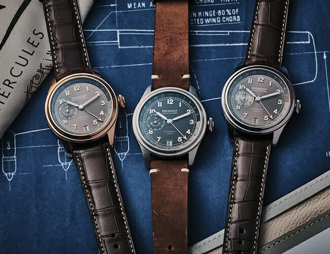 These New GMT Watches Are for True Aviation Buffs
