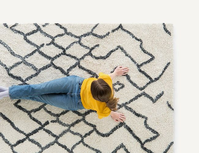 All Your Furniture Should Be as Low Maintenance as These Rugs