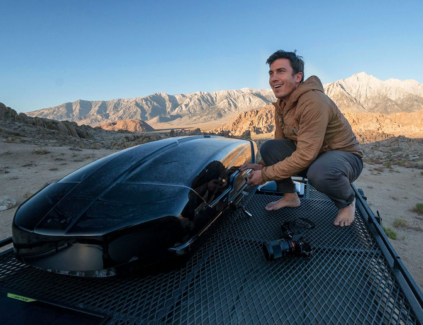 Adventure Photographer Chris Burkard's Gear Essentials