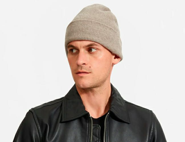 Everlane's Grade-A Cashmere Beanies Are Amazingly Affordable