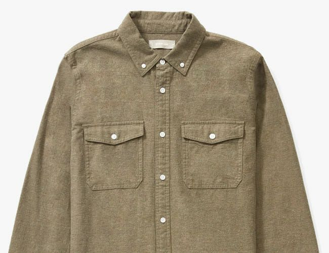 These Affordable Flannel Shirts Won't Break the Bank