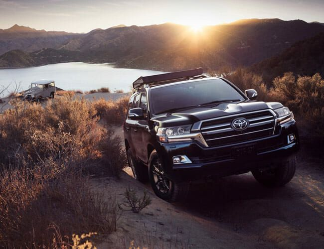 Toyota Swears the Next Land Cruiser Will Still Be Tough As Nails