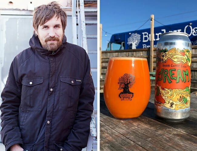 This Beer with Carrots in It Will Blow You Away, According to a Famous Brewer