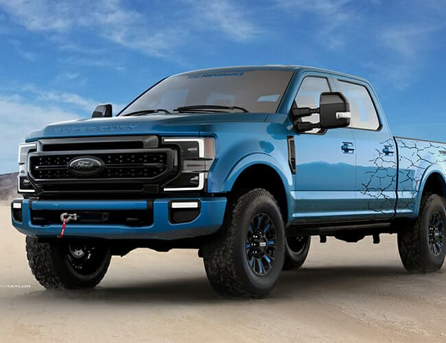 Here Are Some Overlanding-Ready Ford Super Duty Concepts