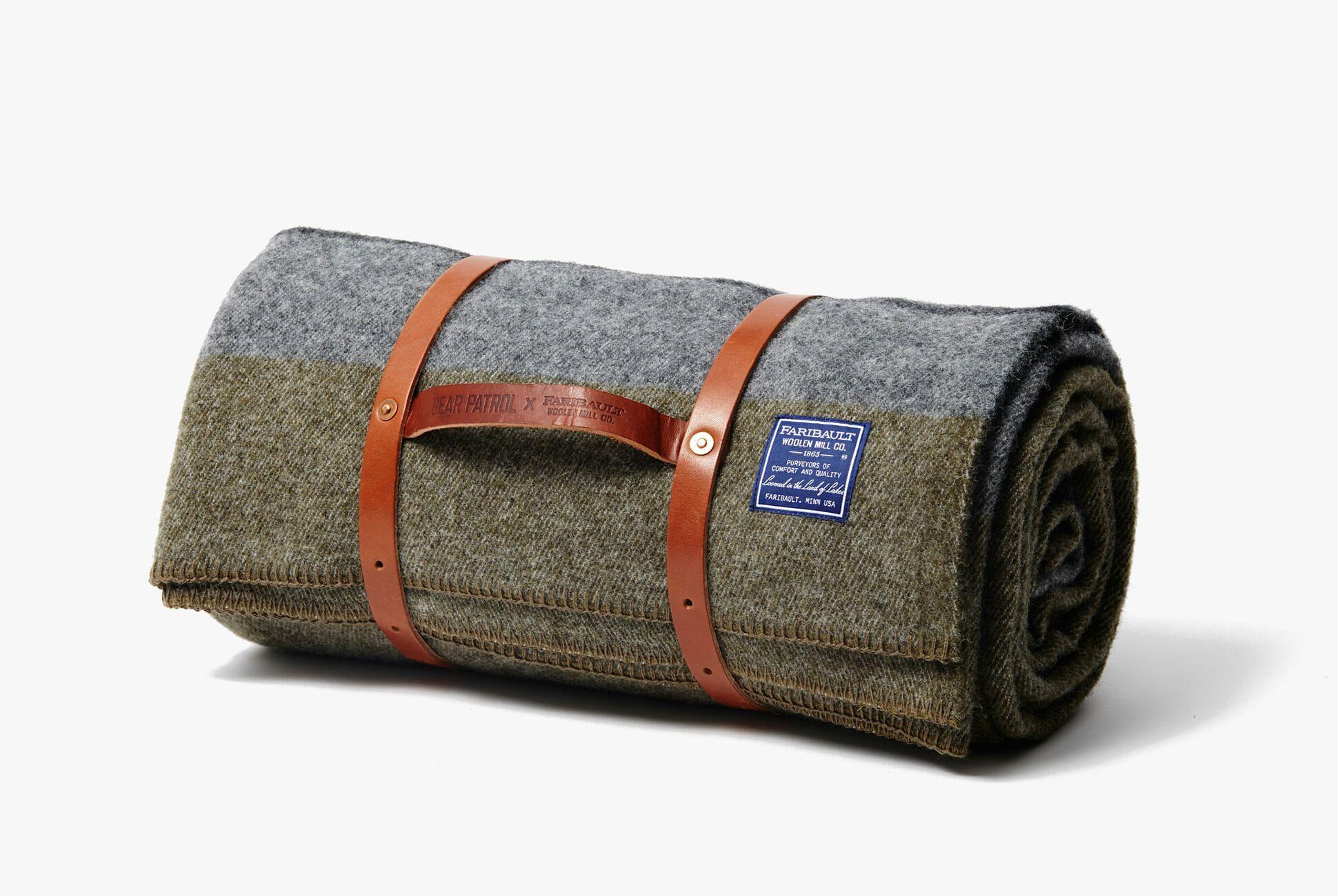 Faribault Scout Blanket