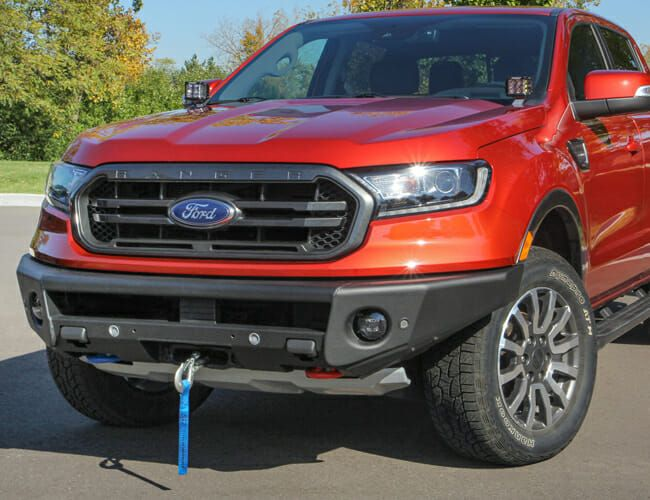 The Ford Ranger's New Off-Road Option Gives It a Leg Up on the Jeep Gladiator