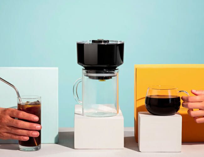 This Is the Most Interesting New Coffee Maker in a Very Long Time