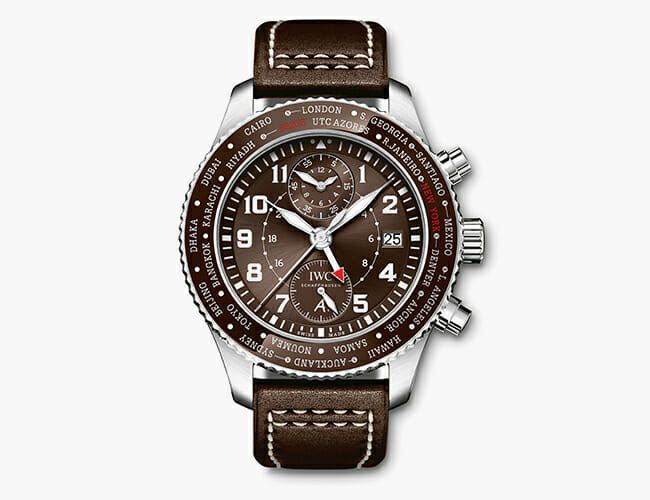 IWC's Latest Timepiece Is a Natural Evolution of the Pilot's Watch