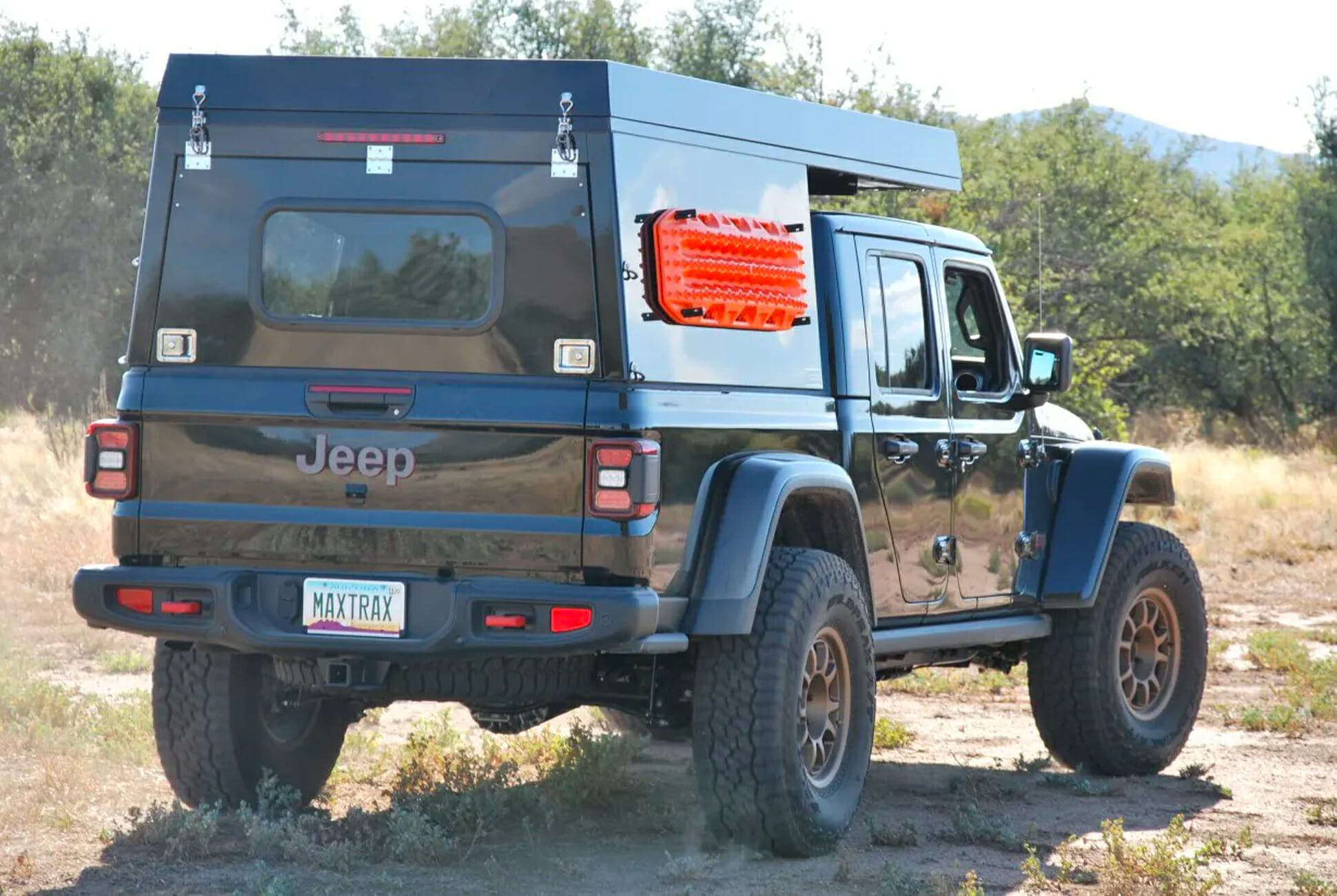 Turn Your Jeep Gladiator Into An Overlanding Camper With