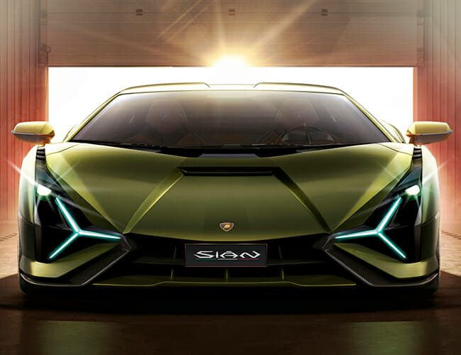 Lamborghini's First Electric Car Could Be an Absolute Shocker