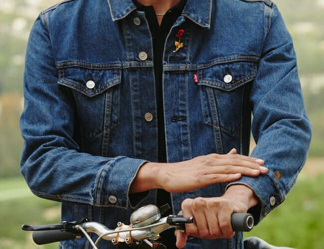 Levi's Made a Tech-Infused Jacket You'll Actually Want to Wear