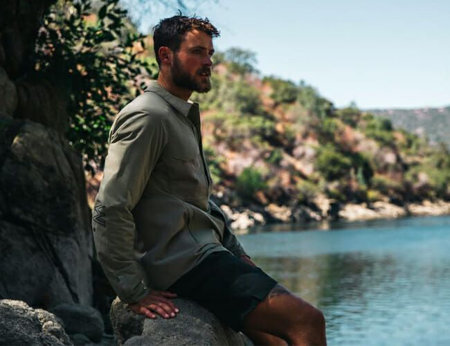 Lululemon's New Line Brings Out the Stylish Adventurer in All of Us