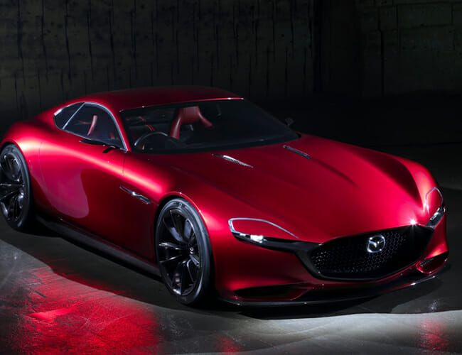 Mazda Is 'Racing Against Time' to Make a New Rotary Sports Car