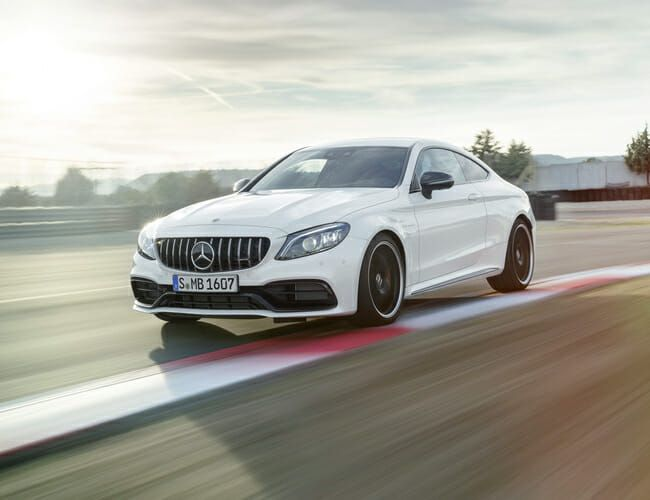 Is Mercedes-AMG About to Take a Major Step Toward Killing the V8?