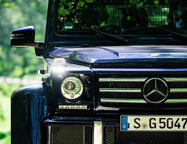 Mercedes-Benz Needs to Build a G-Class Pickup Truck