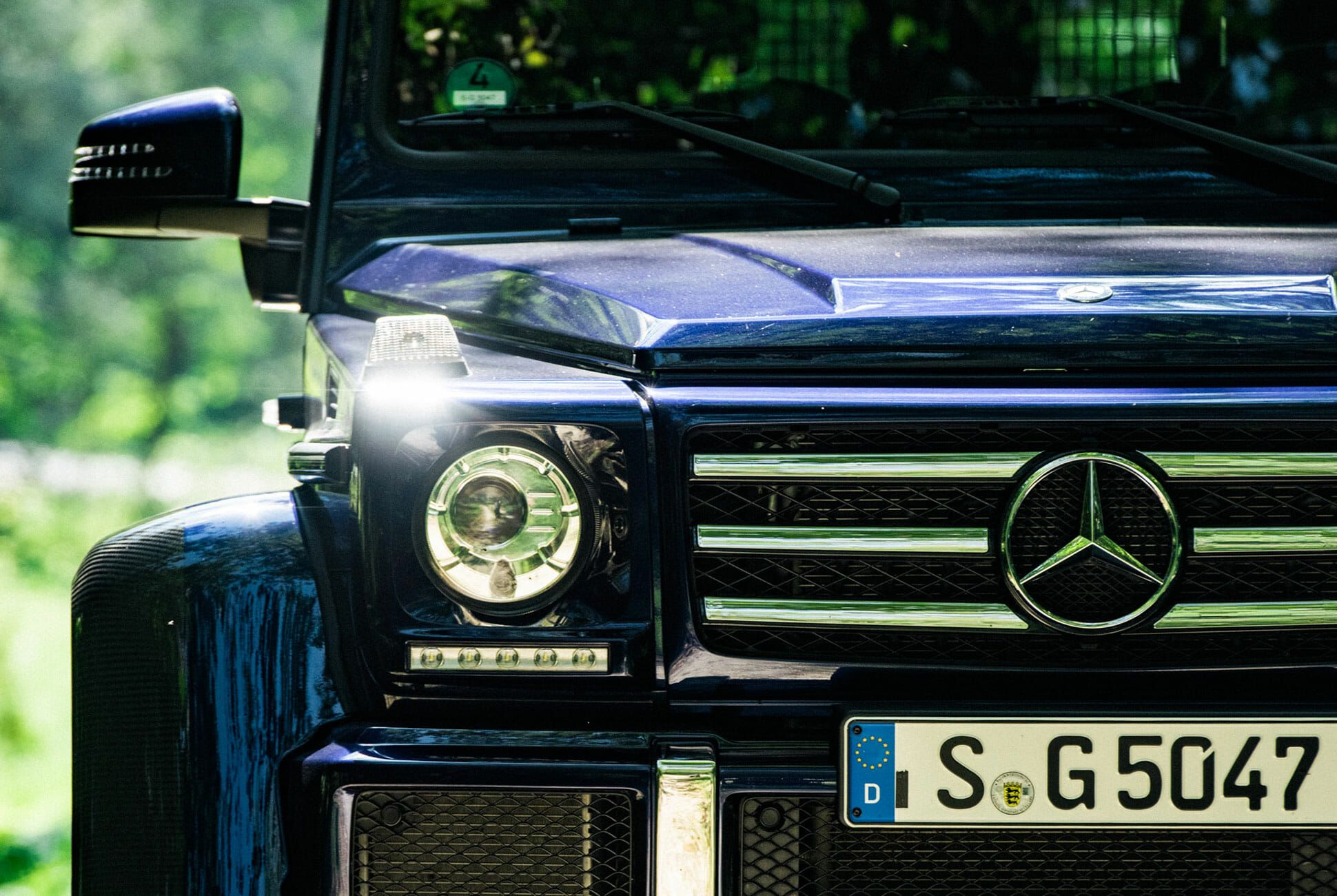 Build A Truck >> Mercedes Benz Needs To Build A G Class Pickup Truck Gear