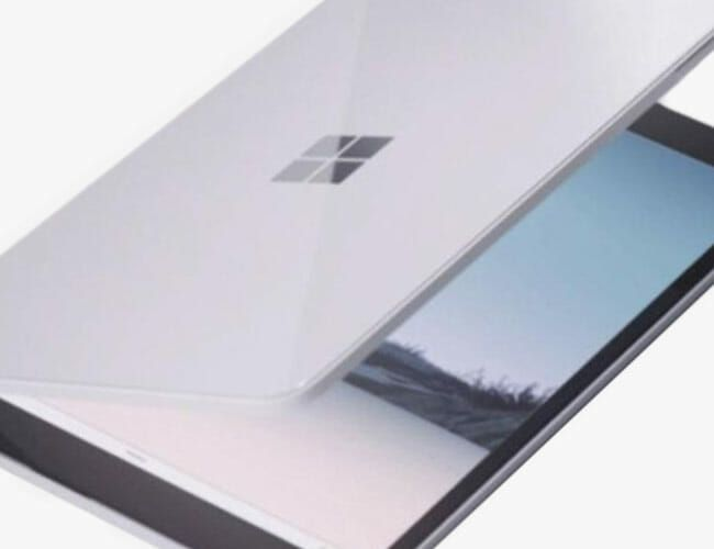 The Smartest Thing About Microsoft's New Folding Phone Is What It Doesn't Have