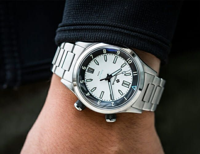 This Affordable New Automatic Dive Watch Has a Unique Kind of Dial
