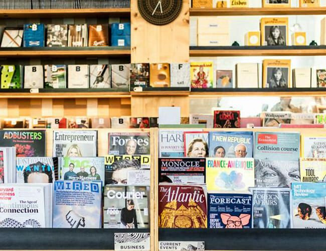 Just Some of Our Staff's Favorite Places to Find the New Issue of Gear Patrol Magazine