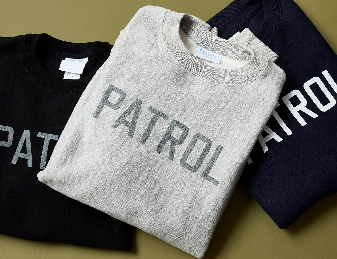 PATROL Sweatshirts