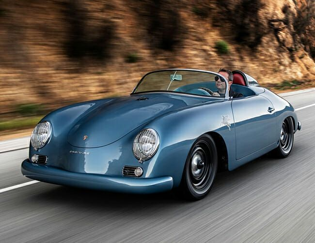 This Sexy Vintage Porsche Will Irritate the Traditionalists