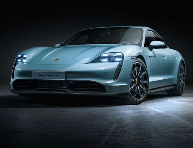 Porsche's Newest Taycan Is the Goldilocks Choice of Electric Cars
