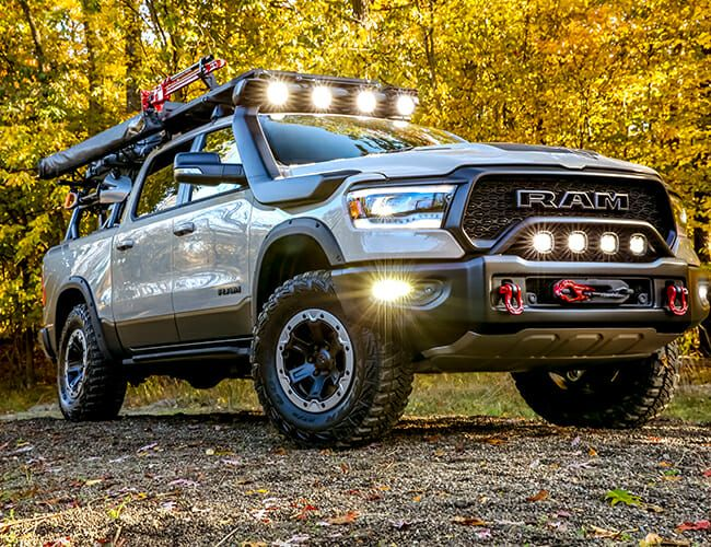Ram's New Off-Roading Concept Is a Mind-Blowingly Cool Overlander