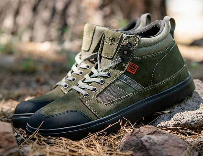 The Tough As Nails Sneakers From 5.11 Tactical