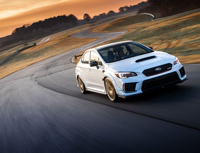 Would You Pay $64,000 for a New Subaru WRX STI S209?