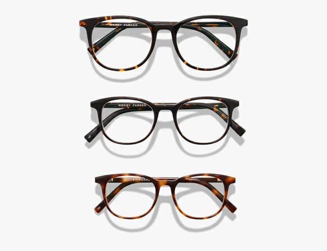 Warby Parker's Affordable Glasses Now Come in a Range of Sizes