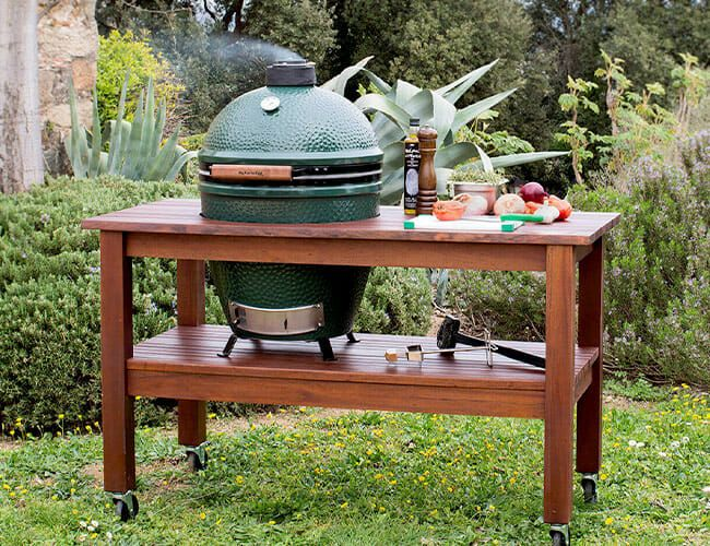 Why Every Kitchen Absolutely Needs an Extra-Large Big Green Egg