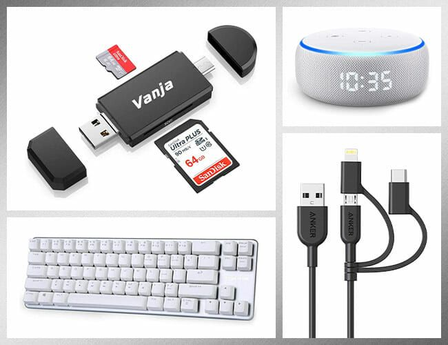 The Best Everyday Gadget Gifts They'll Love to Use
